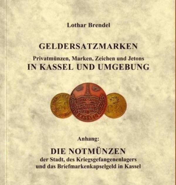Karte Kassel Und Umgebung.Numismatische Gesellschaft Kassel 1956 E V